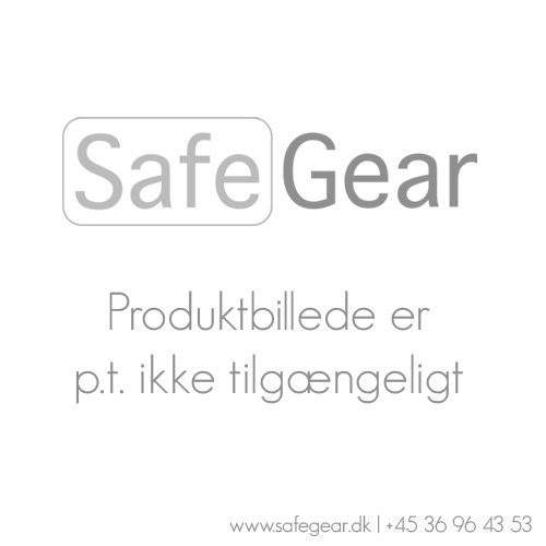 Sikkerhedsspejl Akryl m. Tigerkant - Rundt - 60 cm