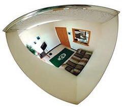 quarter dome